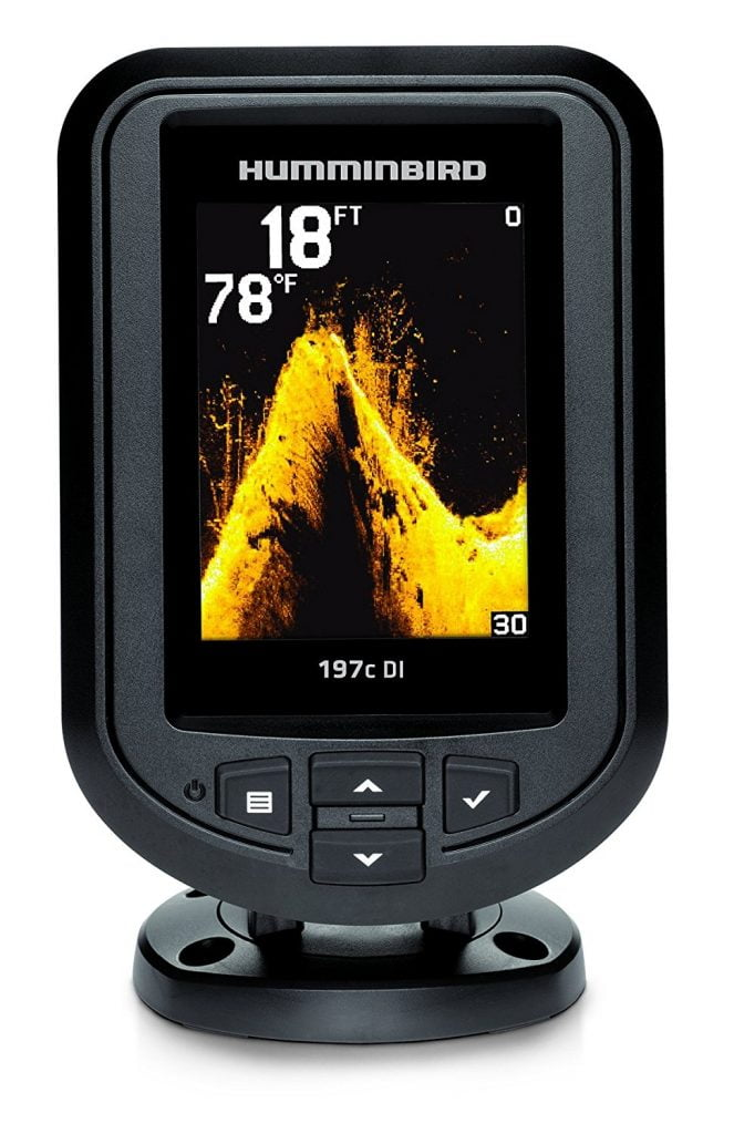 ice fishing fish finder reviews