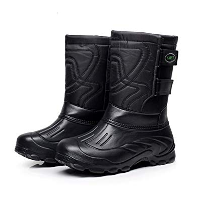 mens waterproof snow boots