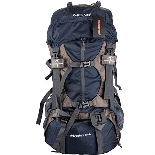 Wasing 55L backpacks under 100