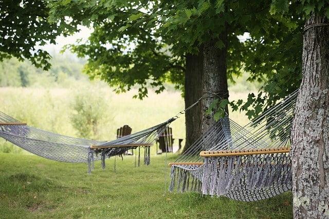 hammocks vs tents