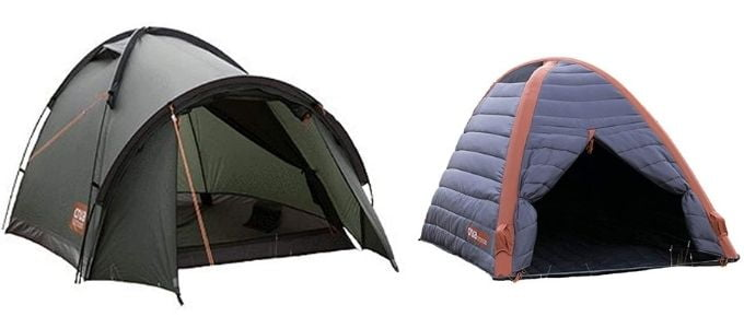 Crua Cocoon 2 Person All Weather Tent - Best Cold Weather Tent