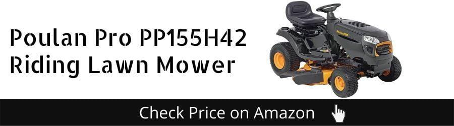 Poulan Pro PP155H42 Riding Lawn Mower