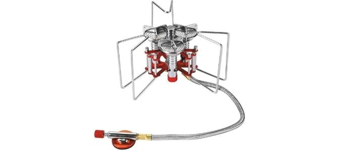 Bulin 5800W Ultralight Backpacking Gas Stove