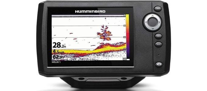 Humminbird Helix 5 G2 Best Fish Finder Under 300