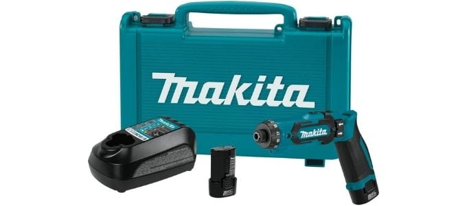 Makita DF012DSE Cordless Screwdriver Kit